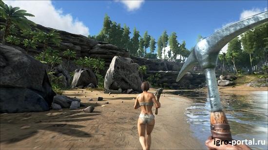 Обзор-игры-ARK-Survival-Evolved-3