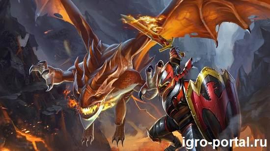 Игра-Dragon-Knight-Особенности-и-прохождение-игры-Dragon-Knight-4